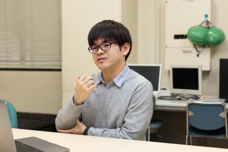 大野 真澄 博士課程へ進んだ動機