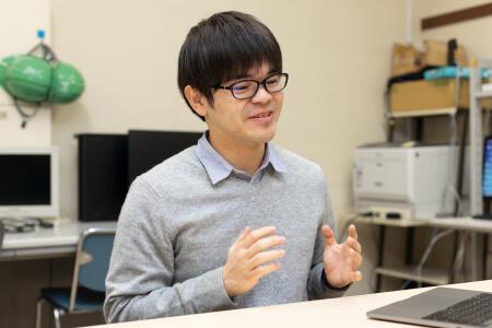 大野 真澄 海外の大学との共同研究について